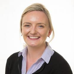 Assistive Technology and Home Modifications Team Leader Caoibhe Flynn headshot