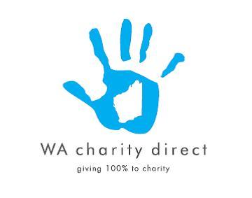WA Charity Direct logo