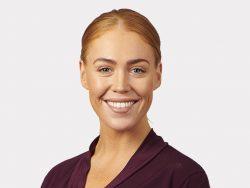 Whiteman East Team Leader Victoria Johnson headshot